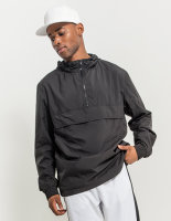 Build Your Brand Basic Pull Over Jacket