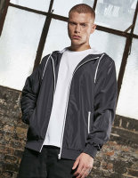 Build Your Brand Recycled Windrunner