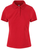 Just Polos Women´s Stretch Polo Red XL