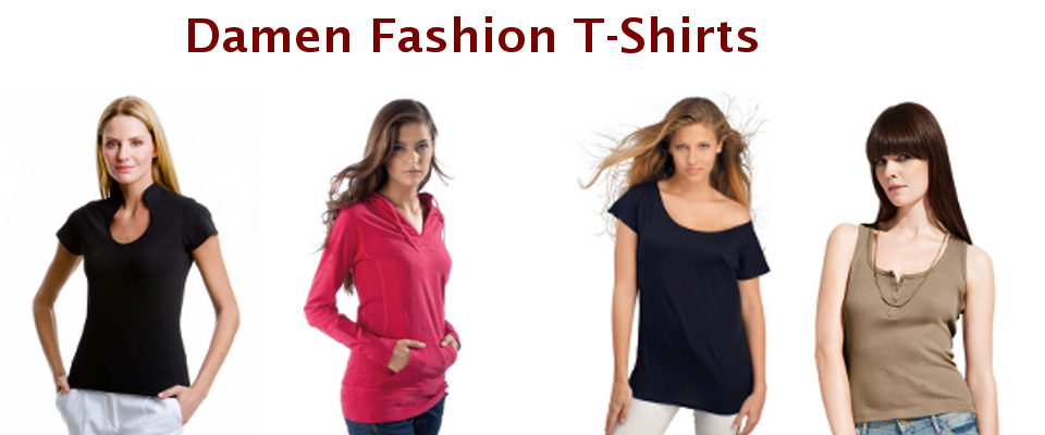 Damen Fashion T-Shirts
